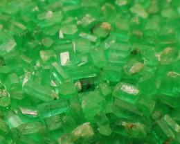 Natural 69ct  Rough Punjsher Emerald