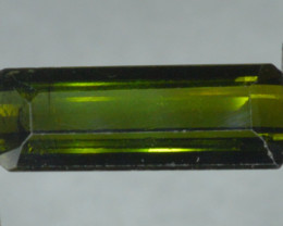 3.70 Cts Genuine Natural Green Tourmaline From Afghanistan