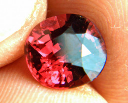 3.41 Ct. Orangy Red African VS / SI Garnet - Gorgeous
