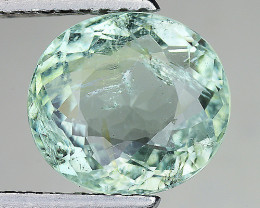 2.46 Ct Certified Ct Paraiba Tourmaline Attractive Higher Color ~ Mozambiqu