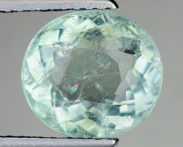 2.75 Ct Certified Ct Paraiba Tourmaline Attractive Higher Color ~ Mozambiqu