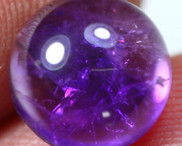 3.10cts Marvelous African Amethyst Cabochon Gemstone