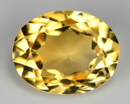 2.47 Ct Natural Citrin Good Quality Gemstone CT01