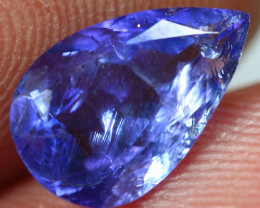 1.70cts Extraordinary Sky Blue Tanzanite Gemstone