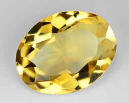 2.08 Ct Natural Citrin Good Quality Gemstone CT05