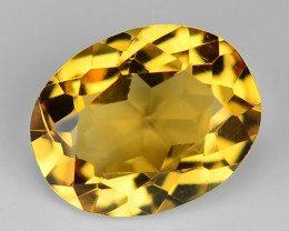 1.72 Ct  Natural Citrin Good Quality Gemstone CT06