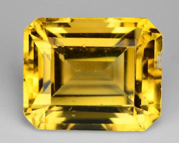 3.79 Ct Natural Citrin Good Quality Gemstone CT07