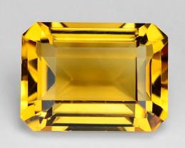 1.51 Ct Natural Citrin Good Quality Gemstone CT09