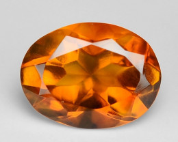 1.19 Ct Natural Citrin Good Quality Gemstone CT12
