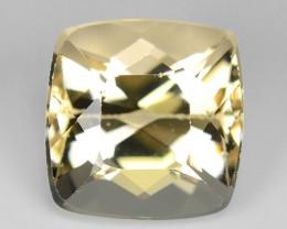 2.87 Ct Natural Morganite Stunning Luster Gemstone. MN 14