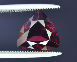 2.70 ct Red Mogok Spinel Untreated/Unheated~Burma