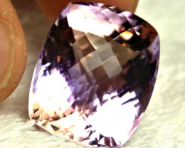 29.00 Carat Cushion Cut Bolivian VVS Ametrine - Gorgeous