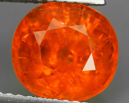 4.05 Cts EXQUISITE NATURAL UNHEATED FANTA OVAL SPESSARTITE