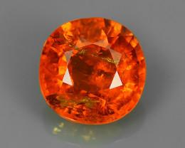 4.40 Cts~Natural Shocking Fanta Orange Spessartite Garnet Namibia, Amazing~
