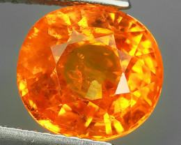 4.00 CTS EXQUISITE NATURAL UNHEATED FANTA COLOR OVAL SPESSARTITE
