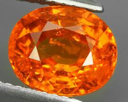 3.20 Cts~Natural Shocking Fanta Orange Spessartite Garnet Namibia, Amazing~