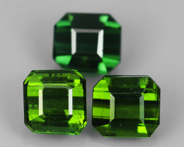 2.30 CTS-ALLURING TOP GREEN PARTY COLOR TOP TOURMALINE OCTAGON CUT!!!
