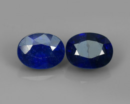 6.15 CTS DAZZLING TOP NATURAL BLUE SAPPHIRE OVAL MADAGASCAR