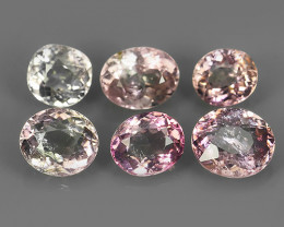 5.85 Cts_Shimmering_Oval Cut_Fine Soft Pink Tourmaline_Sizzling_