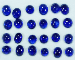 144.04Ct Natural Royal Blue Colour Sapphire  Cab Parcel