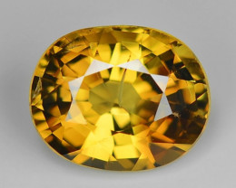 1.57 CT CHRYSOBERYL RARE GEMS QUALITY CR1