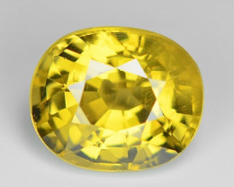 1.84 CT CHRYSOBERYL RARE GEMS QUALITY CR4