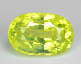 1.62 CT CHRYSOBERYL RARE GEMS QUALITY CR7