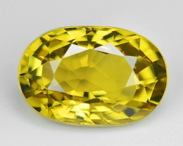 1.44 CT CHRYSOBERYL RARE GEMS QUALITY CR9