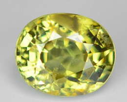 1.31 CT CHRYSOBERYL RARE GEMS QUALITY CR11