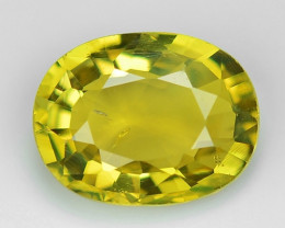1.42 CT CHRYSOBERYL RARE GEMS QUALITY CR25
