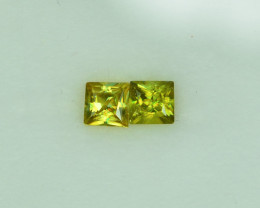 0.62 Cts Stunning Natural Lustrous Sphene
