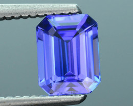 AAA Grade 1.65 ct Tanzanite eye catching Color SKU.13