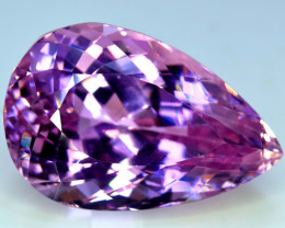 50.40 cts Natural Pink Kunzite Gemstone