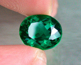 High-End! 2.85 ct Exceptional Zambian Emerald Certified!