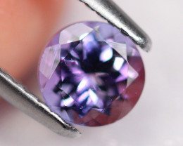 1.08cts Natural Violet Blue D Block Tanzanite / DD55