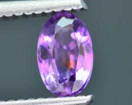 AIG Unheat Sapphire 1.03 ct Violet Purple Sri Lanka SKU.22
