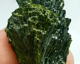 Damage free Amazing Epidote Flower tree 70Cts-Pakistan
