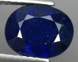 3.55 CTS EXCEPTIONAL NATURAL SAPPHIRE BLUE MADAGASCAR NR!!