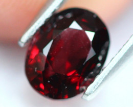 1.22Ct Natural VS Burmese Mogok Red Spinel E0608