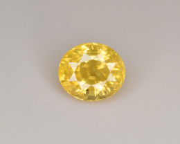 Natural Yellow Sapphire 1.65 Cts