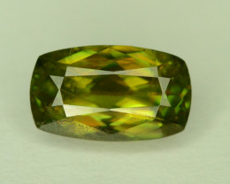 Color Change 1.40 ct Chrome Sphene from Himalayan Range