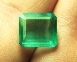 1.93 ct Natural Earth Mined Emerald Certified!