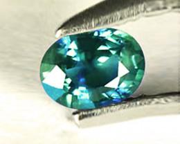1.16 ct Beautiful Natural Zambian Emerald Certified!