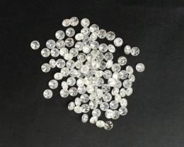 2.33 tcw Untreated Diamonds Lot