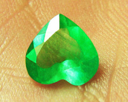 2.33 ct Top Of The Line Gorgeous Colombian Emerald Certified!