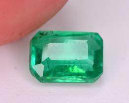 Top Quality 0.65 Ct Natural Emerald From Panjsher. ARA