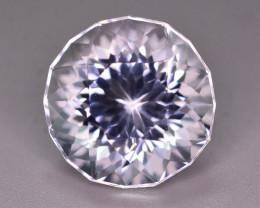 Faceter Cut 9.85 Ct Superb Color Natural Morganite. AM4