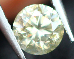 0.27Ct Natural Untreated Fancy Diamond E0711