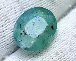 Rare Natural color Afganite stone 5.90Cts - Afghanistan