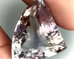 24.70ct  Pastel Ametrine VVS Quality stone - Fancy cut